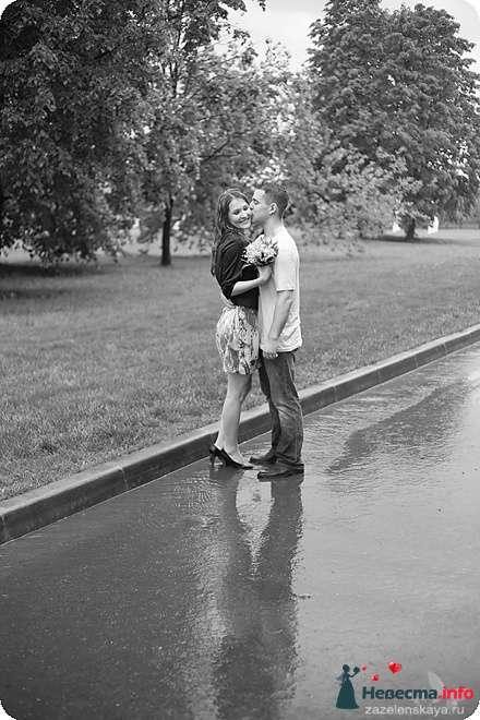 Фото 98983 в коллекции Love-Story - Татьяна и Иван - Фотограф Оксана Зазеленская