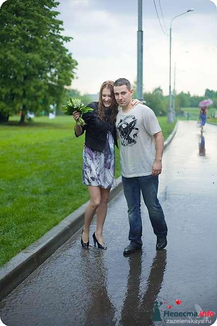Фото 98986 в коллекции Love-Story - Татьяна и Иван - Фотограф Оксана Зазеленская