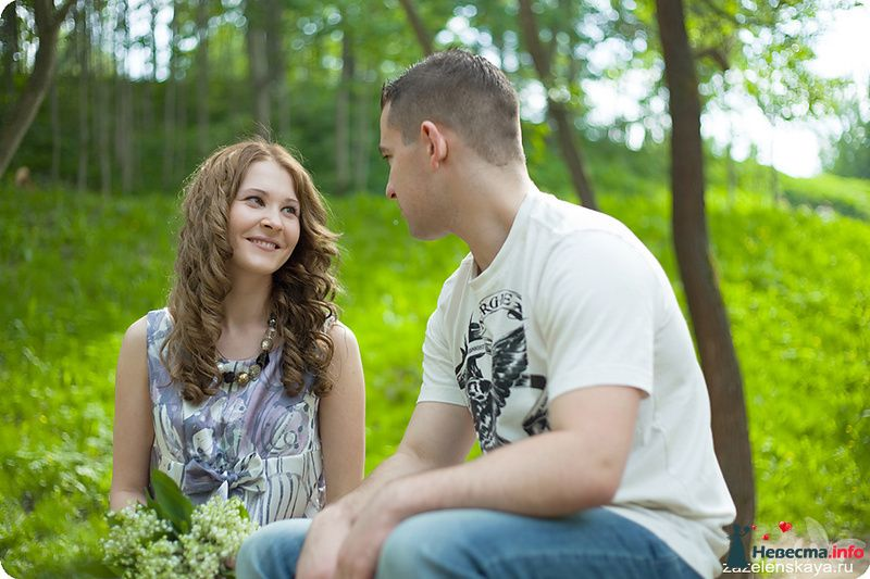 Фото 99015 в коллекции Love-Story - Татьяна и Иван - Фотограф Оксана Зазеленская