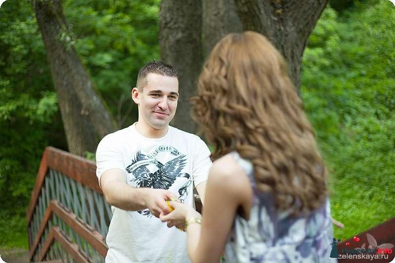 Фото 99029 в коллекции Love-Story - Татьяна и Иван - Фотограф Оксана Зазеленская