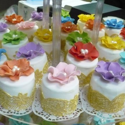 Пирожные- мини торты