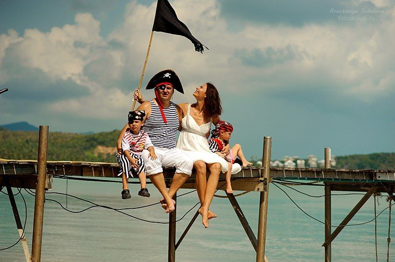традиционные пиратская фотосессия москва шикарно выглядит