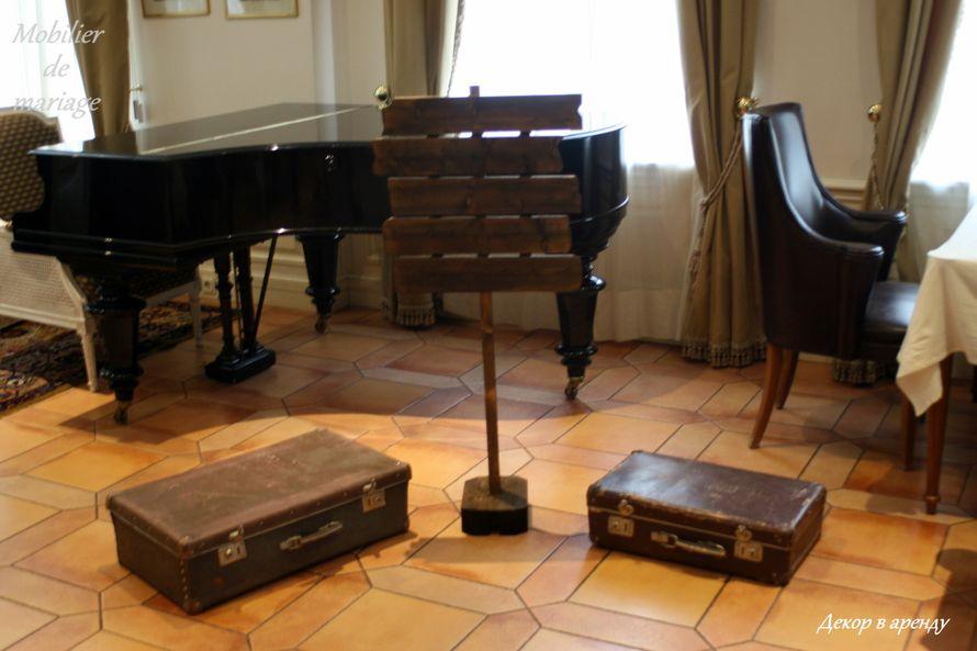 Фото 6680480 в коллекции Ящики и коробочки - Аренда реквизита Mobilier_de_mariage