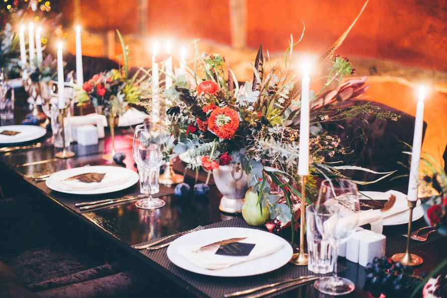 Свадьба в стиле Бохо - фото 11262640 Klever decor - оформление и аренда декора