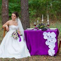 фиолетовый,лес,свадьба,бумажный декор,бумажные цветы,виноградЮлето