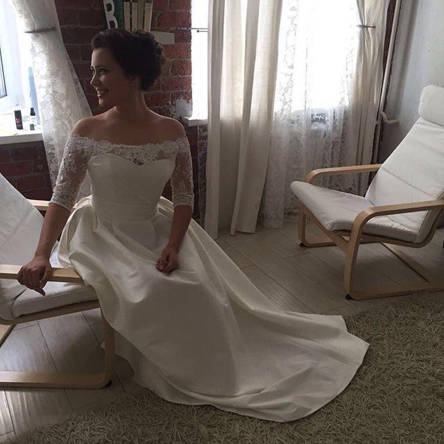 Почти готова к встрече жениха #свадьбавмоскве #200816 #мужиженаоднасатана #wifeandhusband #меритрюфель #татьянакаплун  #мамаро