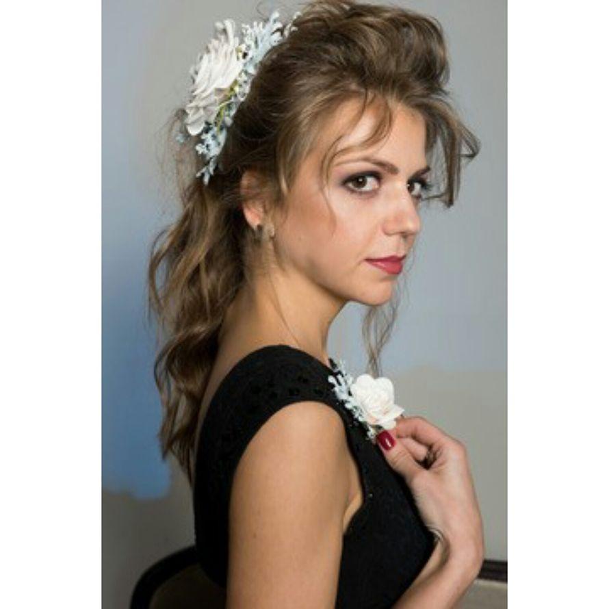 Фото 8211122 в коллекции Портфолио - Свадебный визажист-стилист Елена Ладейщикова
