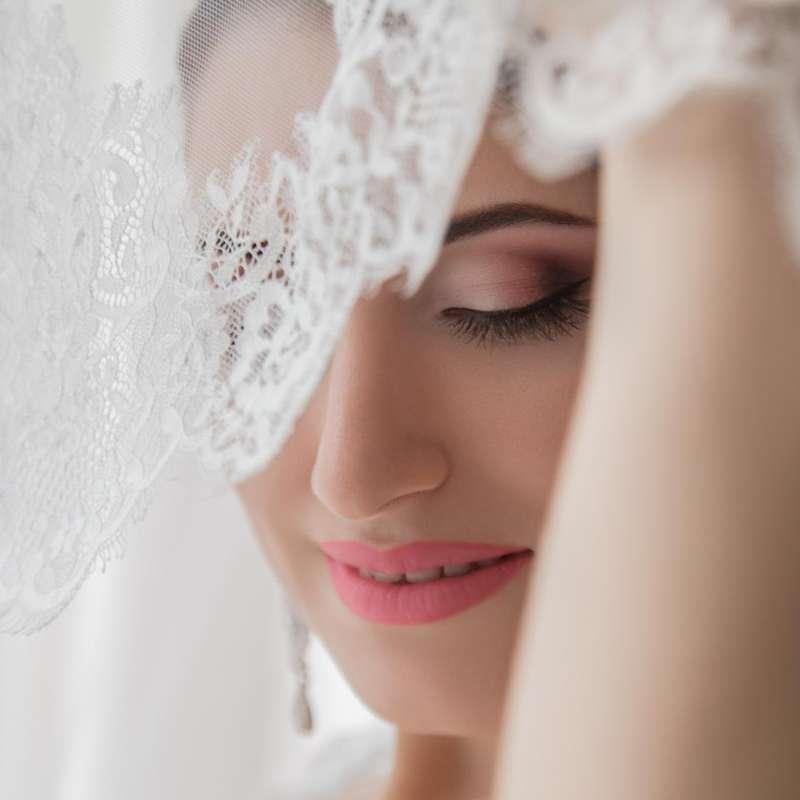 Фото 8211198 в коллекции Портфолио - Свадебный визажист-стилист Елена Ладейщикова