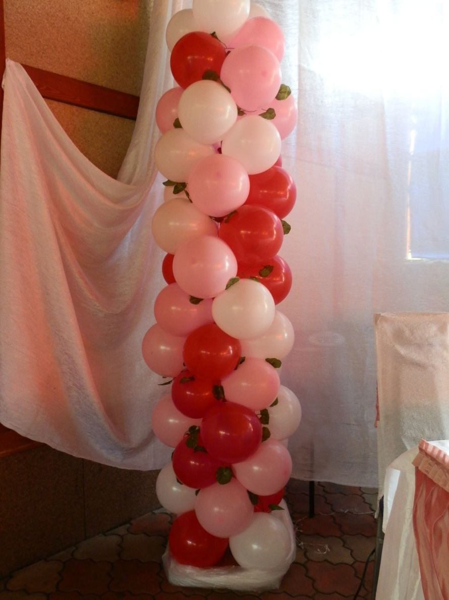 Фото 17958560 в коллекции Портфолио - Оформление воздушными шарами от Евгения Орлова