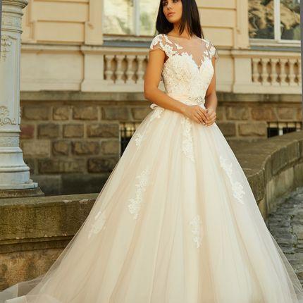 Свадебные платья А-силуэта Украина  купить свадебное платье А-силуэт ... d0ff49640459a