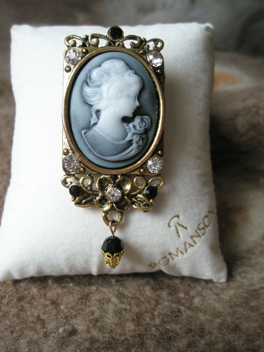 Фото 6718692 в коллекции Портфолио - Камеи для свадебных букетов от Елены Мироненко
