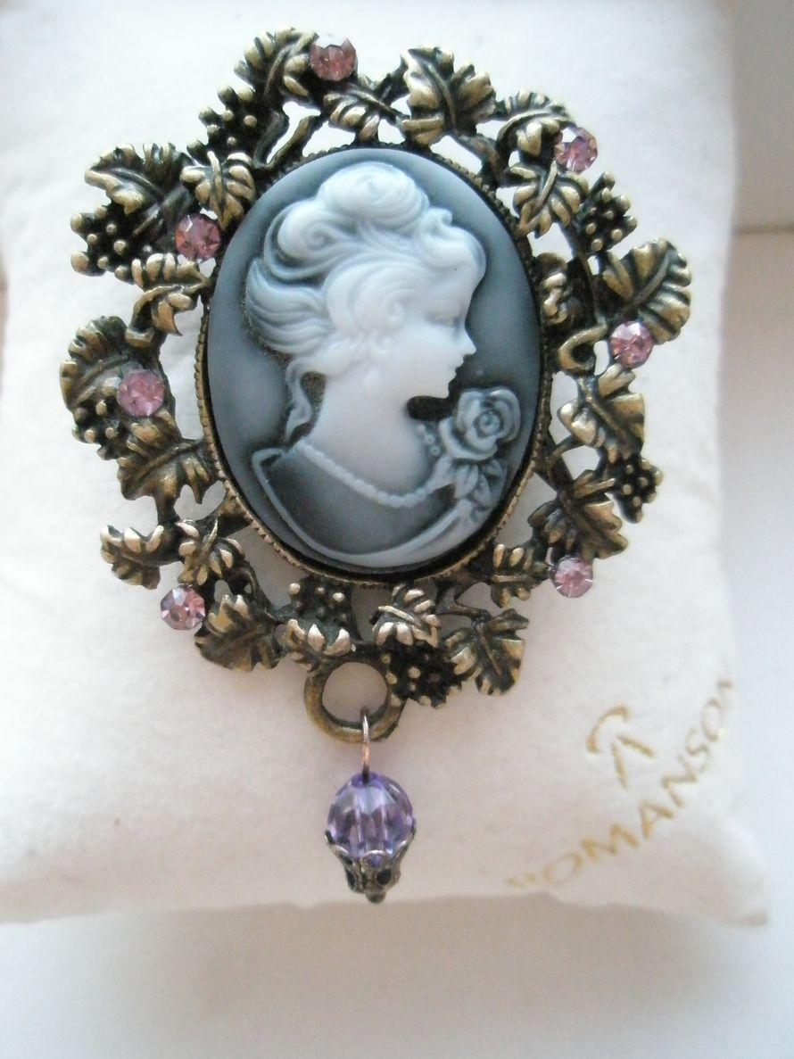 Фото 6719144 в коллекции Портфолио - Камеи для свадебных букетов от Елены Мироненко