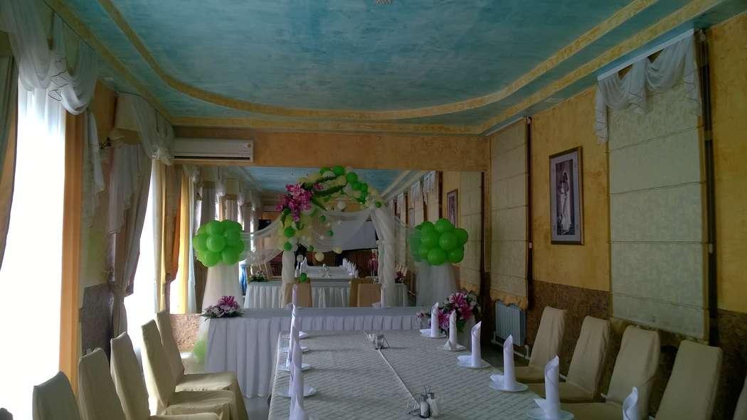 Фото 14799740 в коллекции Оформление зала  - Свадебное агентство Марии Бережневой