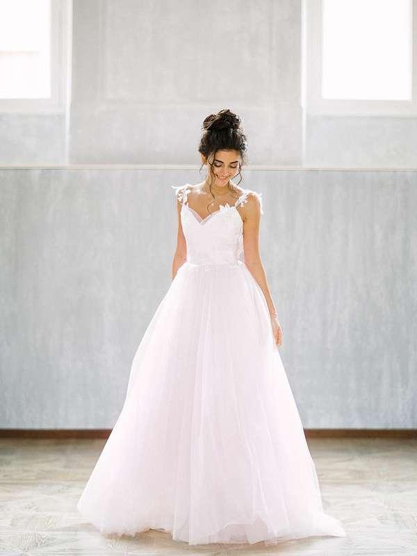 Свадебное платье Поэзия - фото 16541204 Будуарный салон Boudoir-Wedding