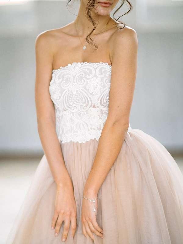 Свадебное платье Гармония - фото 16541238 Будуарный салон Boudoir-Wedding