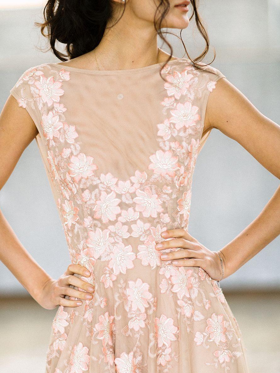 Платье Sonet - фото 16541330 Будуарный салон Boudoir-Wedding