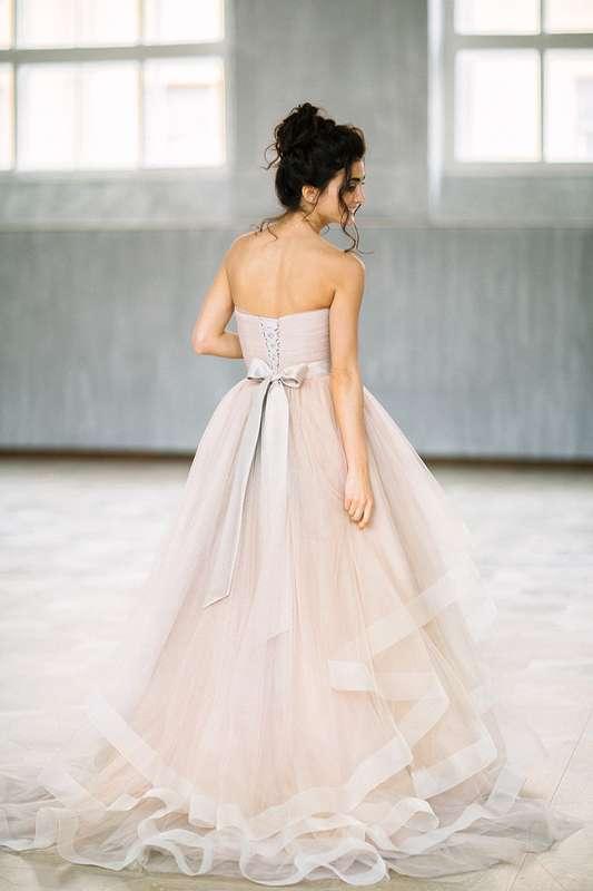 Свадебное платье Мелодия - фото 16541446 Будуарный салон Boudoir-Wedding