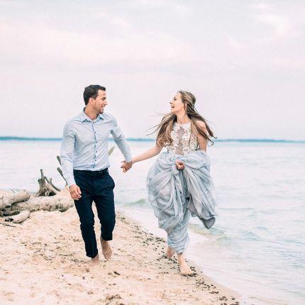 Свадебная фотосессия в стиле Fine art