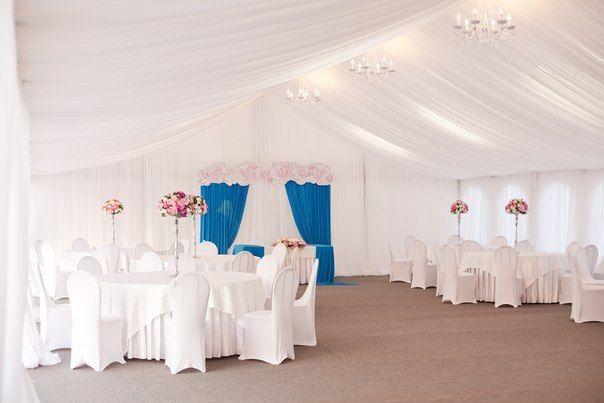 Фото 7467262 в коллекции Портфолио - Аренда шатра от Ателье идеальных свадеб