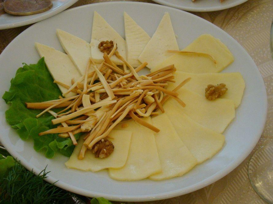 """сырное ассорти - фото 6021435 Ресторан """"Астра"""""""