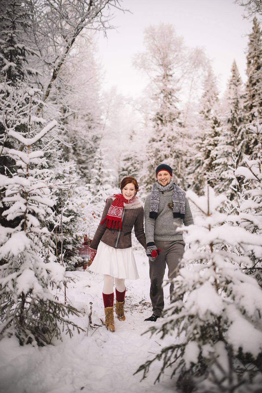 Фото 6053181 в коллекции Зимняя сказка для Маши и Юры - Фотограф Владимир Большаков