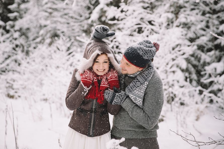 Фото 6053189 в коллекции Зимняя сказка для Маши и Юры - Фотограф Владимир Большаков