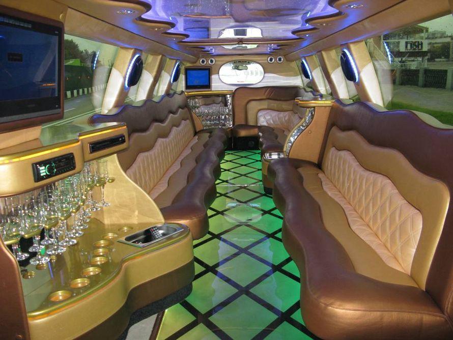 Аренда лимузина Инфинити Qx-56 (25 мест) 370