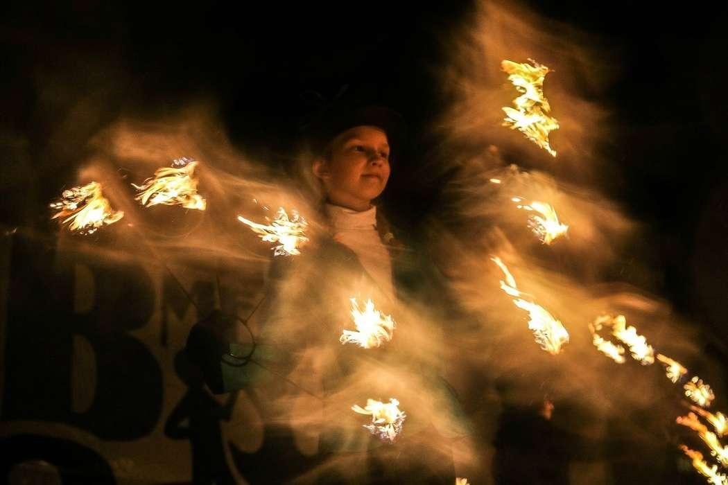 Фото 6060197 в коллекции Огненное (фаер) шоу - Творческий коллектив Огни большого города