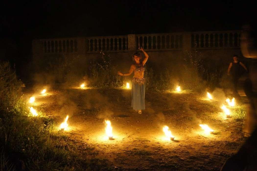 Фото 6060353 в коллекции Огненное (фаер) шоу - Творческий коллектив Огни большого города