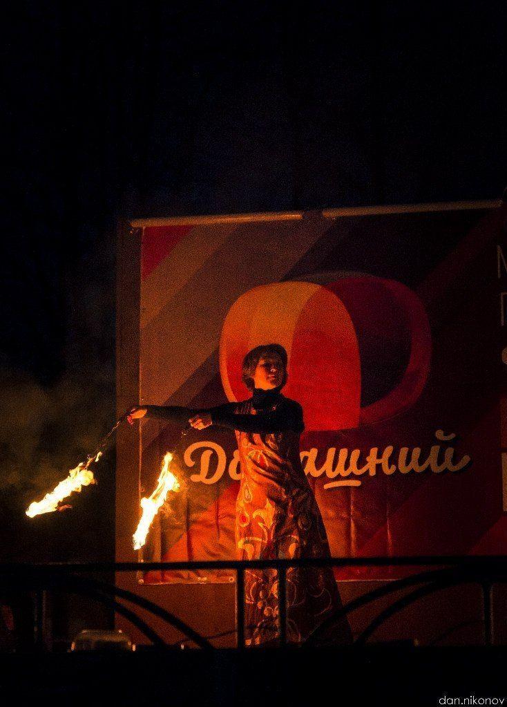 Фото 6060361 в коллекции Огненное (фаер) шоу - Творческий коллектив Огни большого города