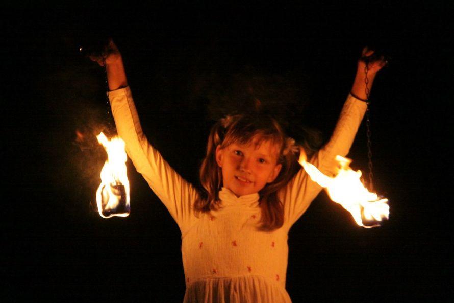 Фото 6060397 в коллекции Огненное (фаер) шоу - Творческий коллектив Огни большого города