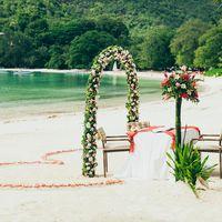 Свадьба на Сейшелах в Ephelia Resort Seychelles.