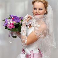 Свадебное фото портрет Невесты.
