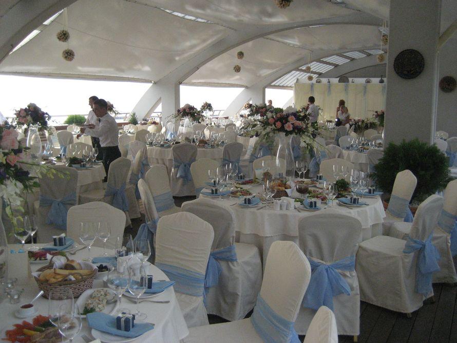 """Фото 7503900 в коллекции Свадьба в ресторане & террасе LIGHTHOUSE - Ресторан """"Lighthouse"""""""