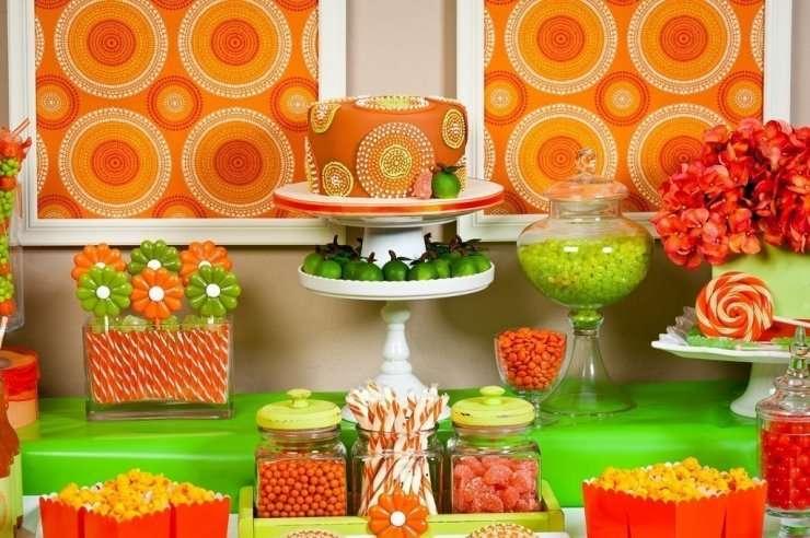 #оформлениесвадьбы #самара #красиваясамара #кэндибар #candybar - фото 11118926 Fleur-de-lis цветочная мастерская