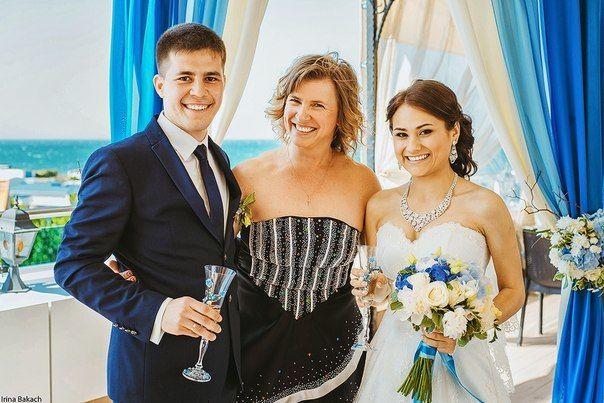 Фото 6551964 в коллекции Свадьба в Крыму! - Ведущая Эльвира Девликамова