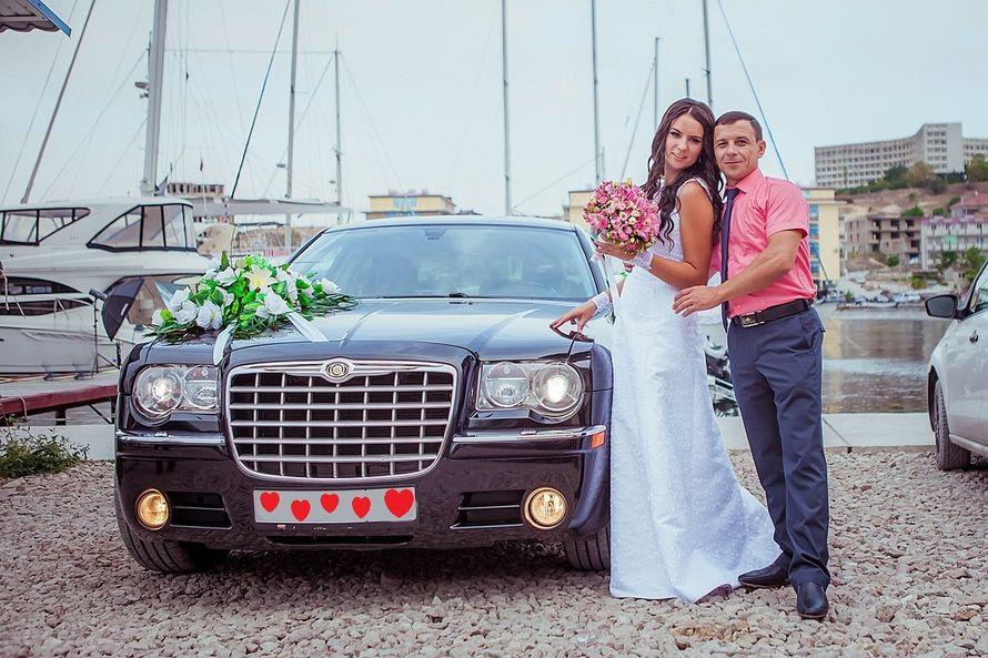 Прокат авто на свадьбу Chrysler