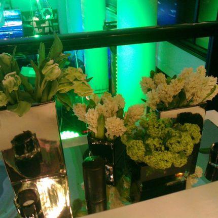 Флористическое оформление столов