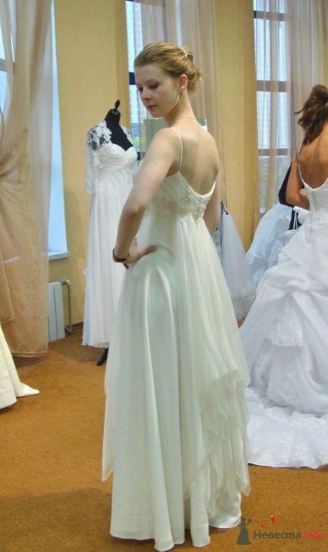 Платье №1 сбоку - фото 26554 malysh_eva