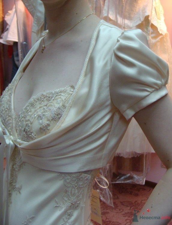 Платье №4, крем, крупно - фото 26573 malysh_eva