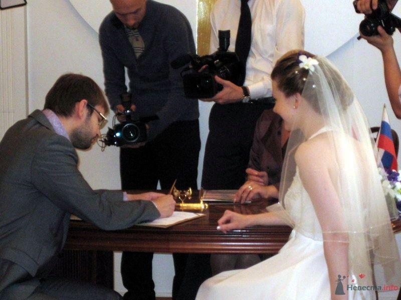 Фото 36407 в коллекции Оленька и Андрюша :) Свадьба! - malysh_eva