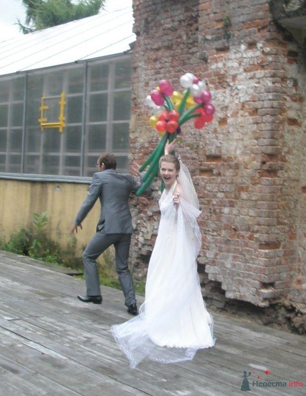 Фото 36416 в коллекции Оленька и Андрюша :) Свадьба!