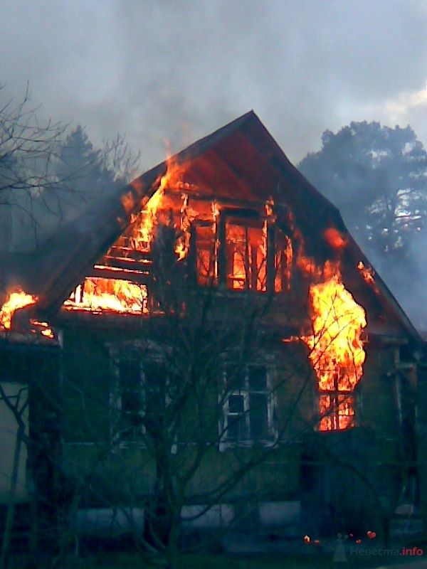 вот так он и горел...:( - фото 26741 Katerina22