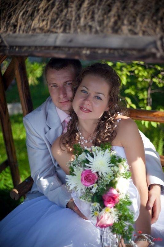 Фото 59400 в коллекции Наша прекрасная свадьба - Nata_Abakan