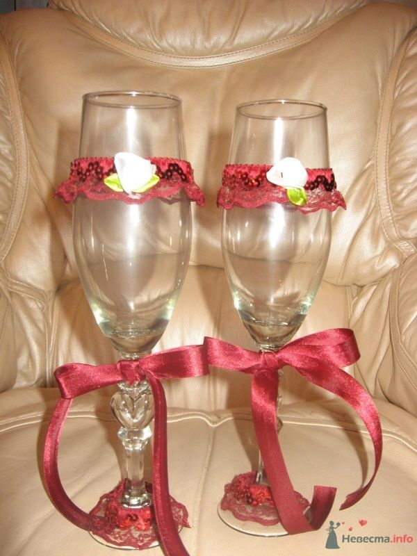 Фото 37171 в коллекции Свадебные мелочи своими руками и на заказ