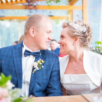 Фотосъемка свадьбы (весь день)