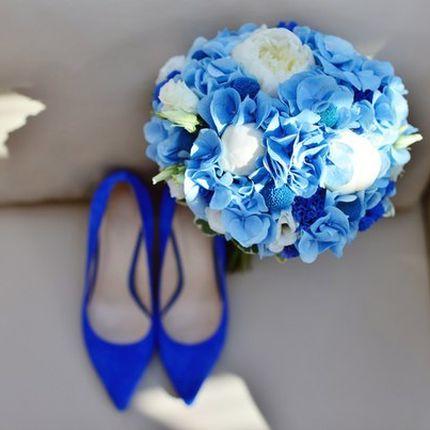 Букет невесты .