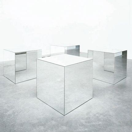 Зеркальные кубы в аренду