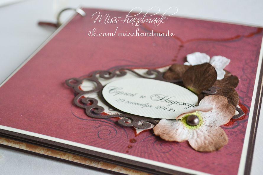 Фото 597986 в коллекции Мини фото-альбомы. - Miss-handmade - свадебные аксессуары