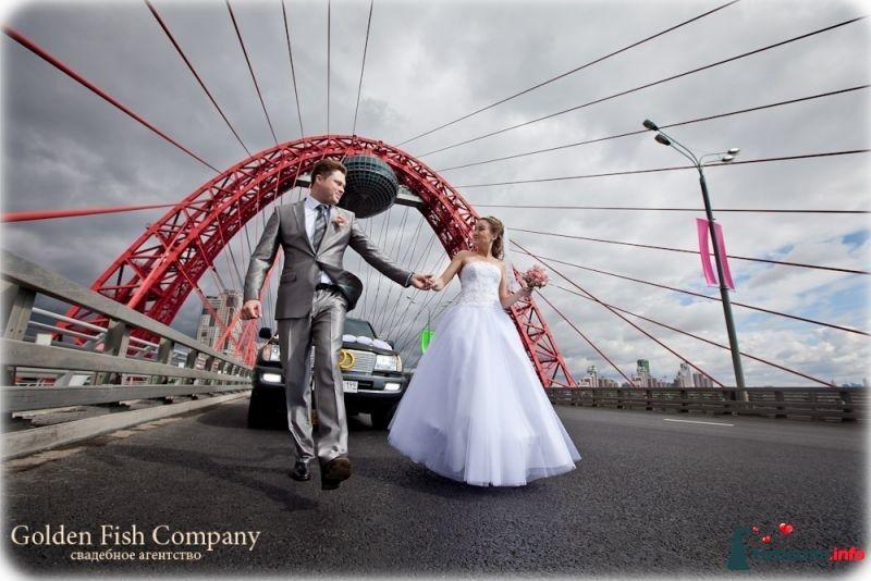 Фото 389584 в коллекции Свадебные фотографии - Свадебное Агентство Golden FIsh Company